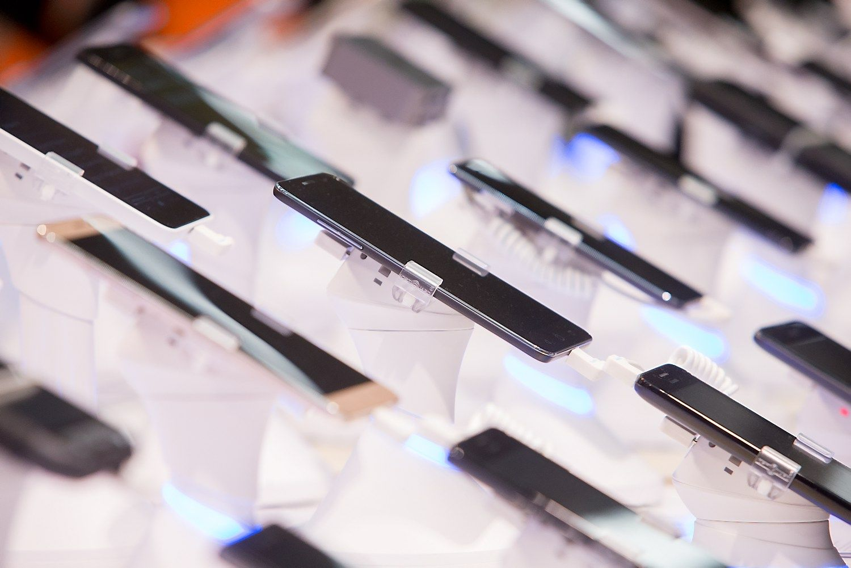 FNTT: prekyba telefonais Lietuvoje kvepia PVM grobstymu