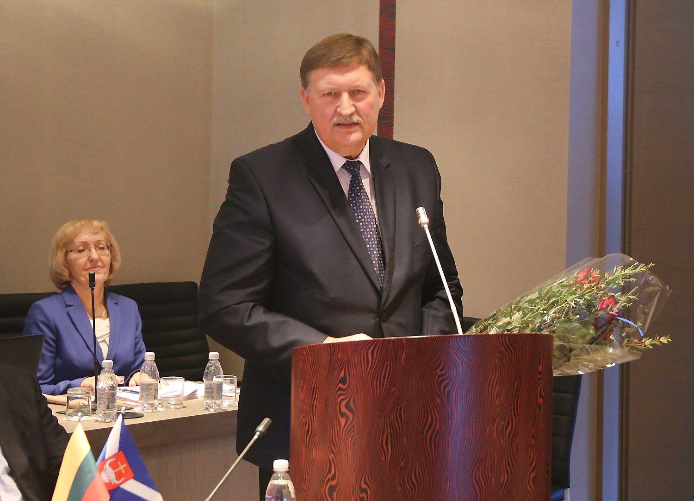 Kauno rajono savivaldybės administracijai vadovaus Nesteckis