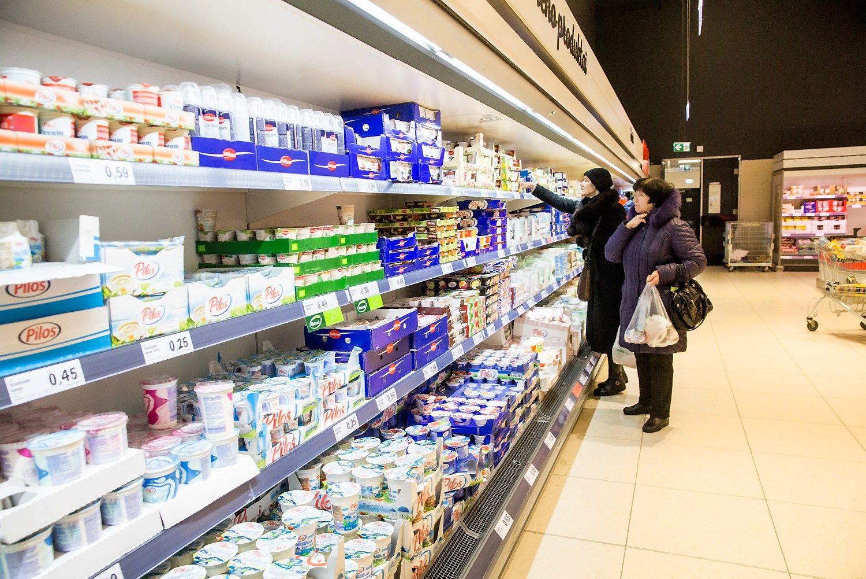 Už 133 mln. Eur skatins maisto produktų eksportą