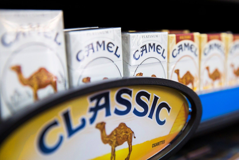 Kuriama didžiausia listinguojama tabako kompanija pasaulyje