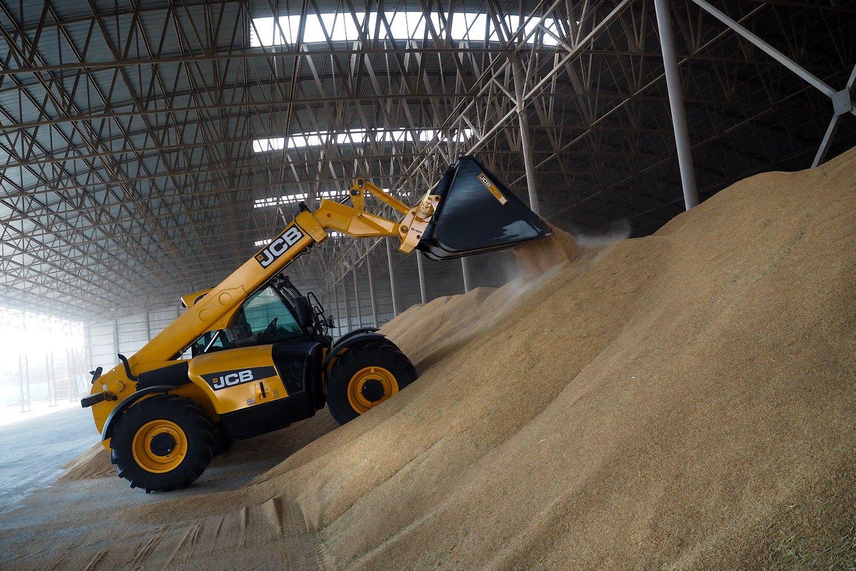 Stringant grūdų eksportui rusai keičia kryptį