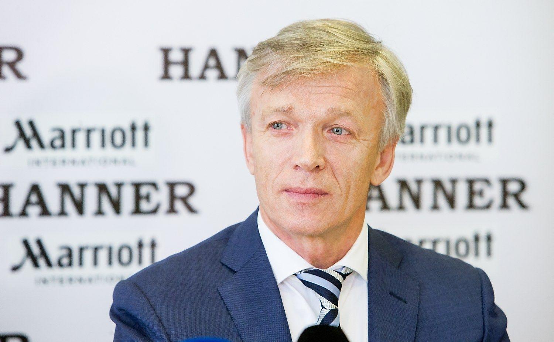 """""""Hanner"""" išsirinko """"Marriott"""" viešbučio interjero dizainerius"""