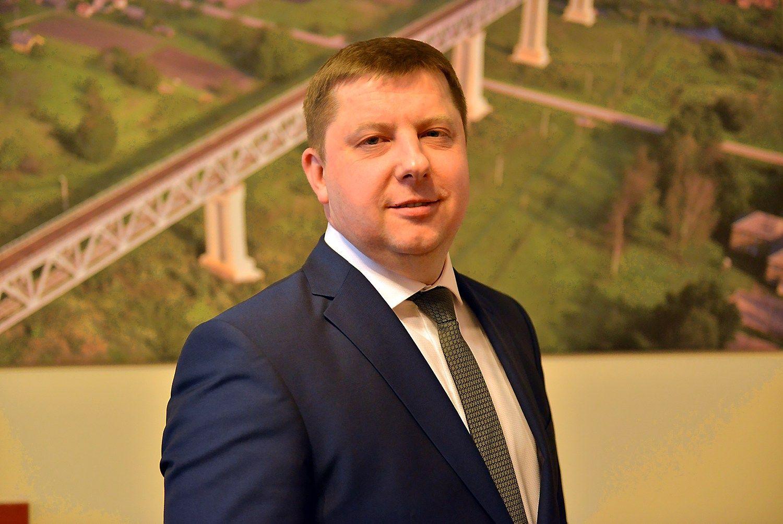"""Prie """"Lietuvos geležinkelių"""" vadovų komandos prisijungė Lazauskas"""