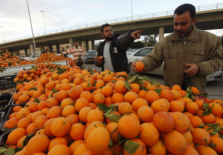 Apelsinų perteklius, bet skanių rinkoje – mažai