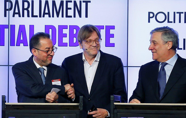 Dar viena grėsmė stabilumui – EP pirmininko rinkimai