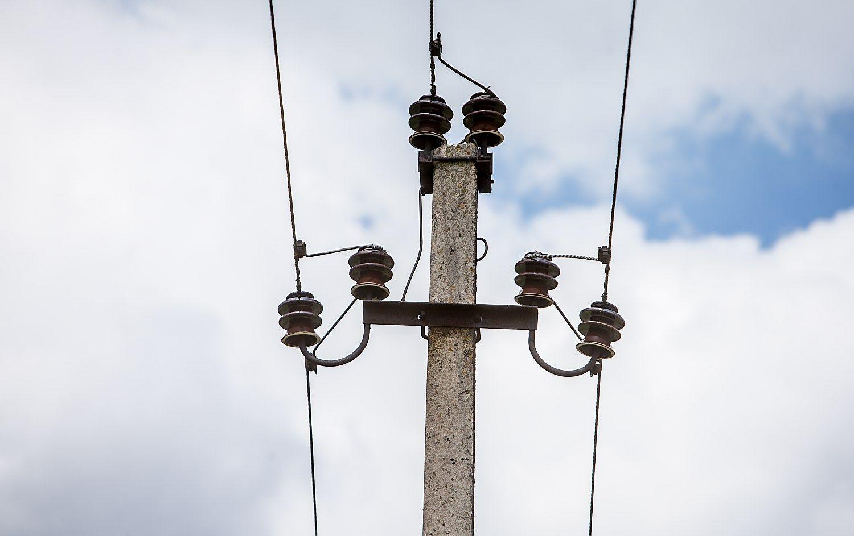 Imasi rekonstruotielektros tinklą Kuršių nerijoje