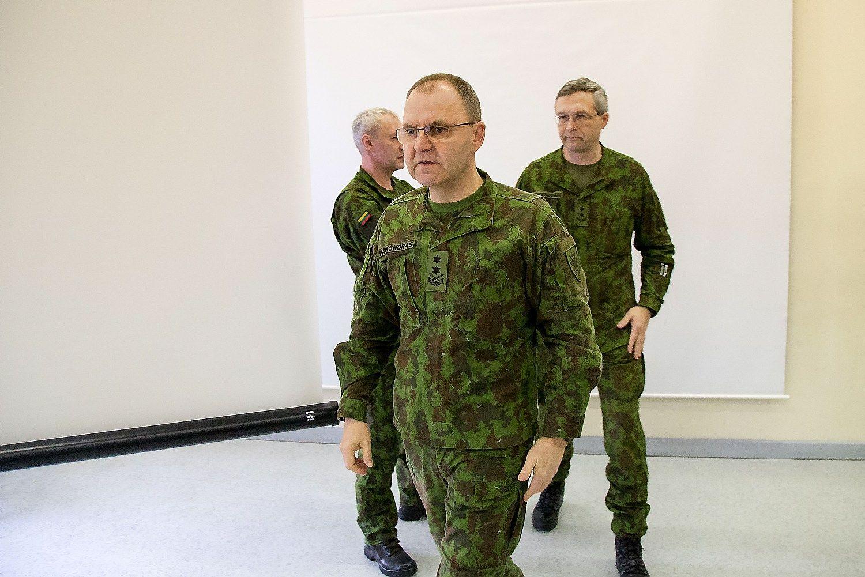Jau kitą savaitę NATO batalionas pradės atvykimą į Lietuvą