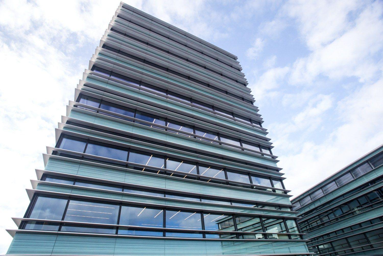 Pernai Vilniuje pastatyta dvigubai daugiau biurų ir pasiekti nuomos rekordai