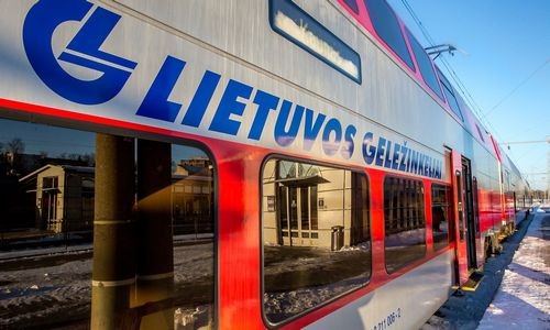 """""""Lietuvos geležinkeliai""""norėtų išspręsti ginčą su """"Orlen Lietuva"""""""