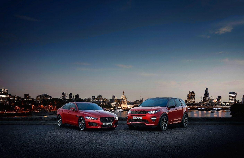 """Jaguar Land Rover"" koncerno pardavimai augo penktadaliu"