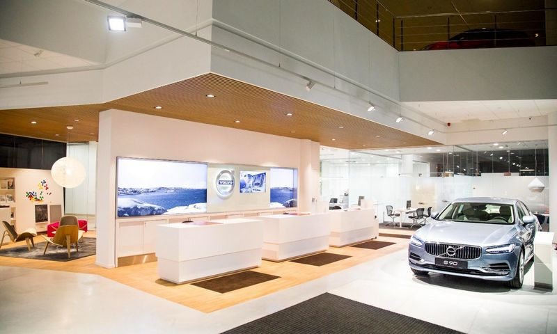 """Sostenos"" grupė tapo oficialia ""Nissan"" partnere. Bendrovės nuotr."