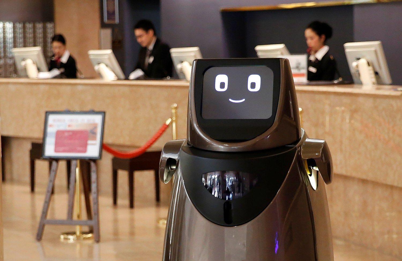 Robotų efektas: dings 50% darbų, bet tik 5% profesijų