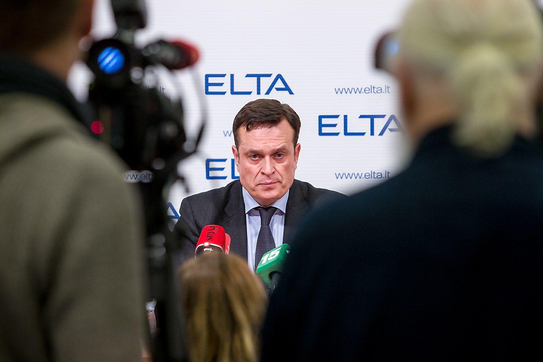 Bradausko ir Kurlianskio pokalbiuose – VP akcininkai ir politikų įžeidinėjimai