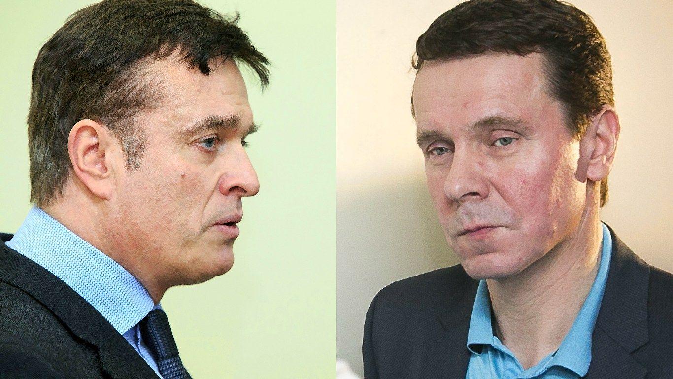 """Atleidžiamas VMI vadovas aptarinėjo ir """"MG Baltic"""", ir """"Vilniaus prekybą"""""""