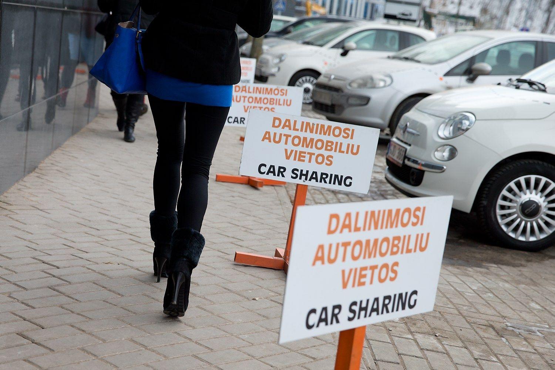 """""""CityBee"""" plečia verslo modelį – siūlo automobilį nuomotis savaitei"""