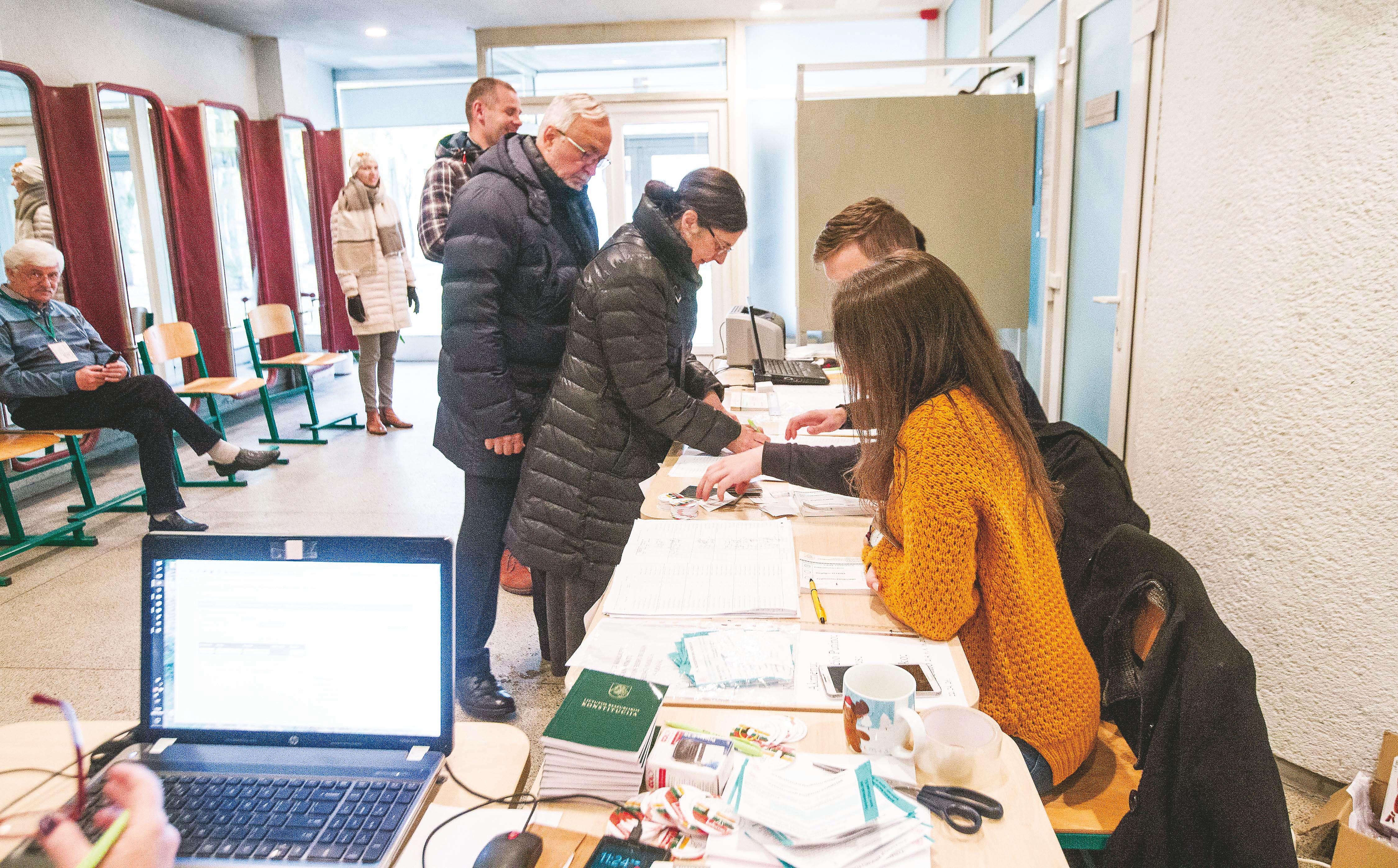 Rinkimų sistema sutaisyta, VPT išvadų dar laukiama