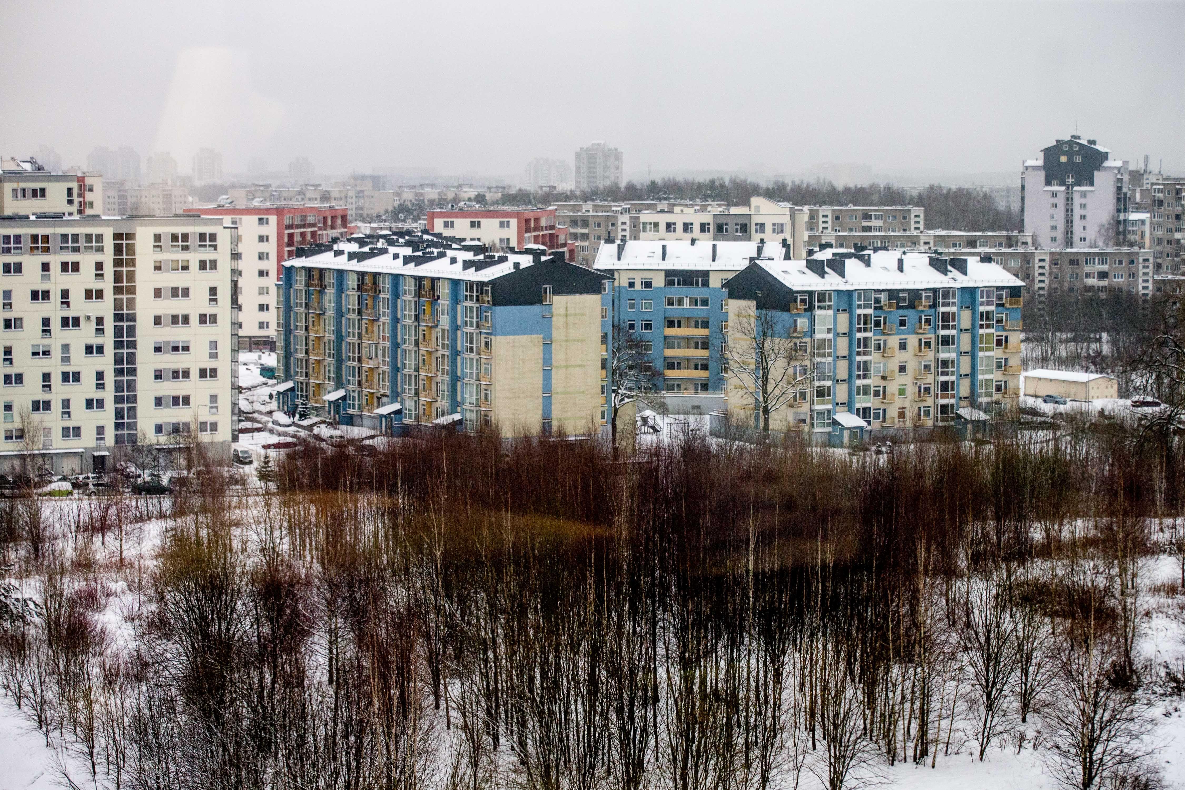 Karštieji Europos būsto rinkos šiaurrytiečiai
