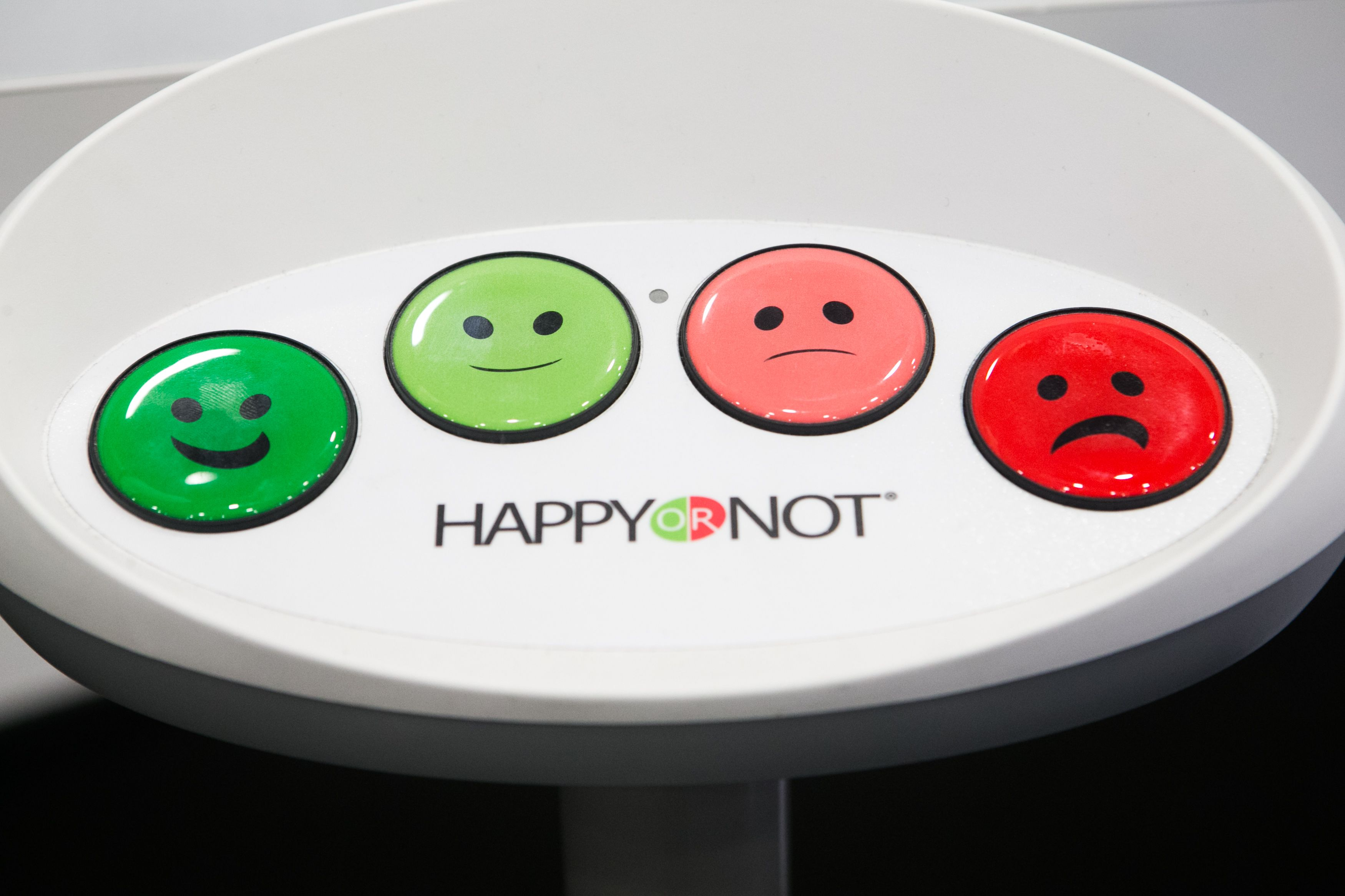 Laimingas darbuotojas: reikia tiek nedaug