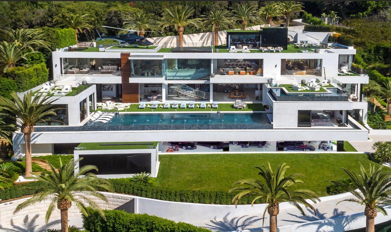 Brangiausias JAV namas jau vadinamas aštuntuoju pasaulio stebuklu