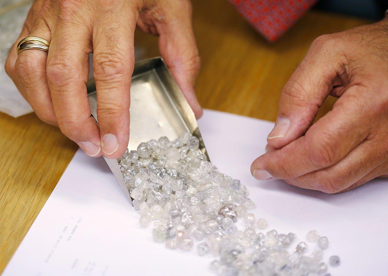"""""""Iliustruotoji istorija"""": deimantų monopolis"""