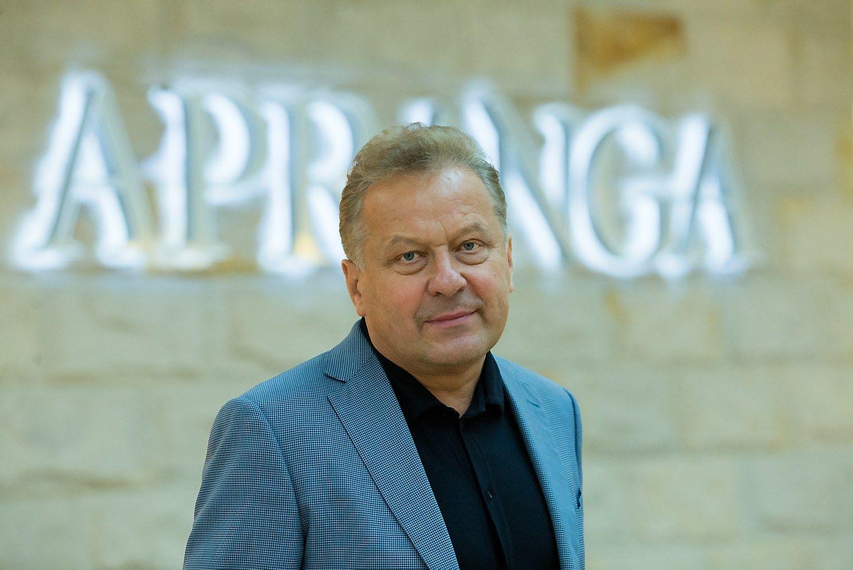 """""""MG Valda"""" plėtoja 14 mln. Eur vertės kompleksą """"Aprangos"""" grupei"""