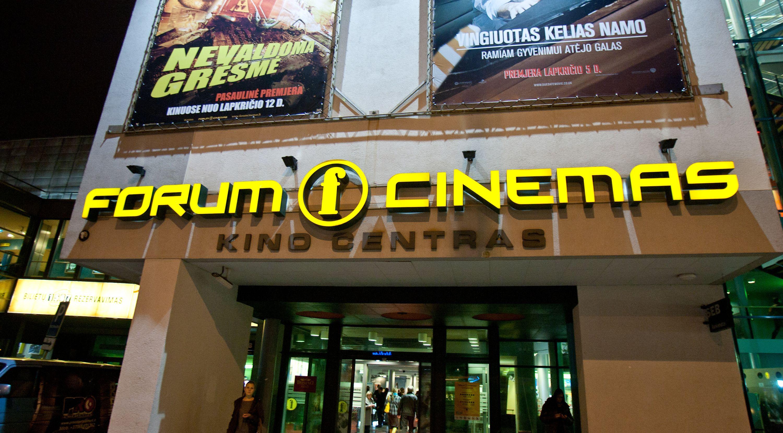"""""""Forum Cinemas"""" – į naujų savininkų rankas"""