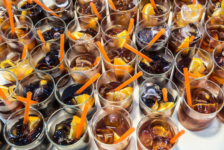 Už alkoholio vartojimą darbe – baudos