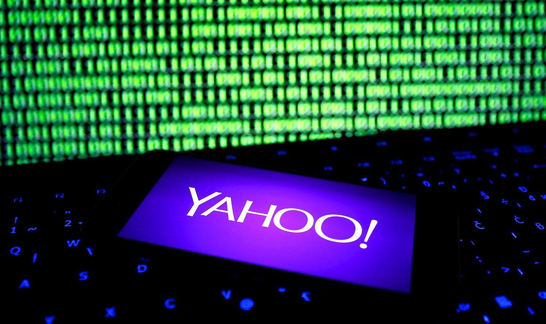 """""""Yahoo"""" paskutinį ketvirtį aplenkė prognozes"""