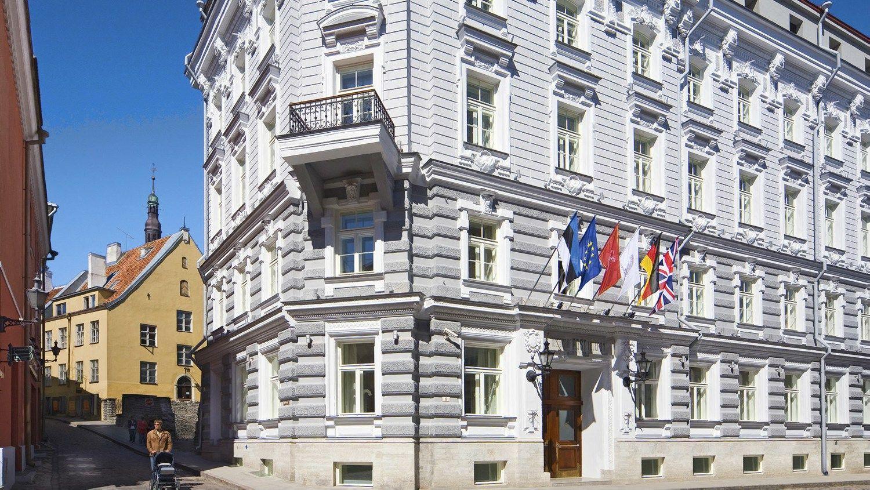 """Pirmasis """"Marriott"""" viešbutis Baltijos regione – vis dėlto Taline"""