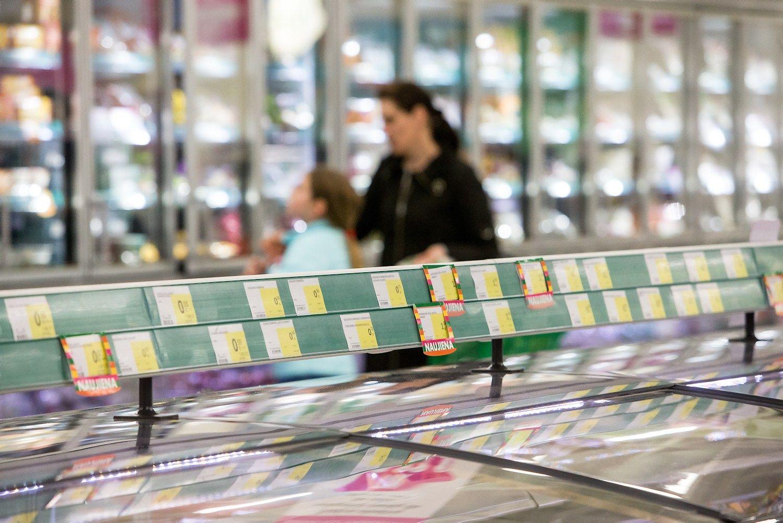 Kodėl prekybininkams skauda, kai lyginamos prekių kainos