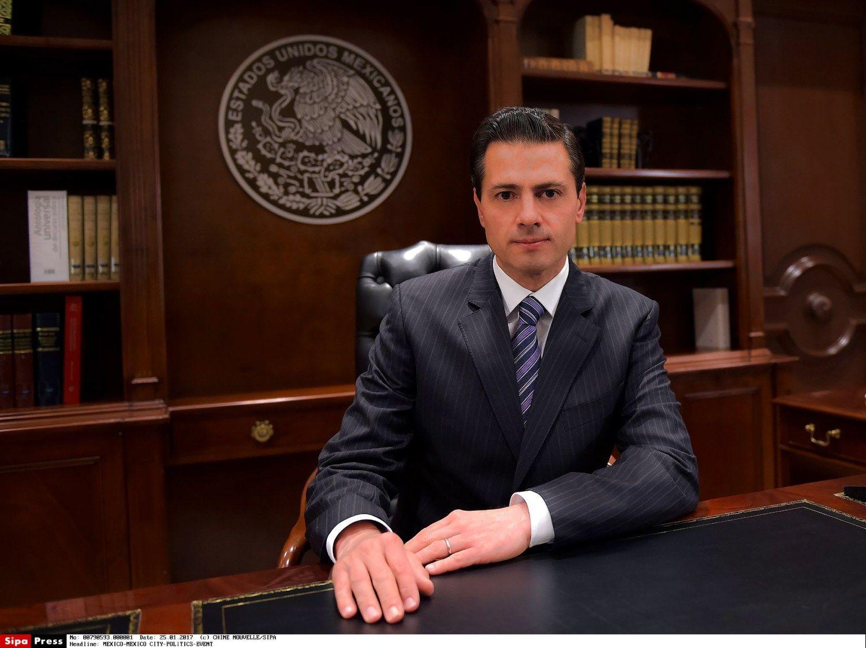 Meksikos prezidentas nevyks pas Trumpą
