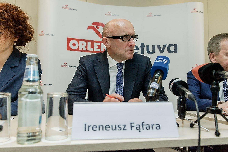 """""""Orlen Lietuva"""" pelningai užbaigė antrus metus iš eilės"""