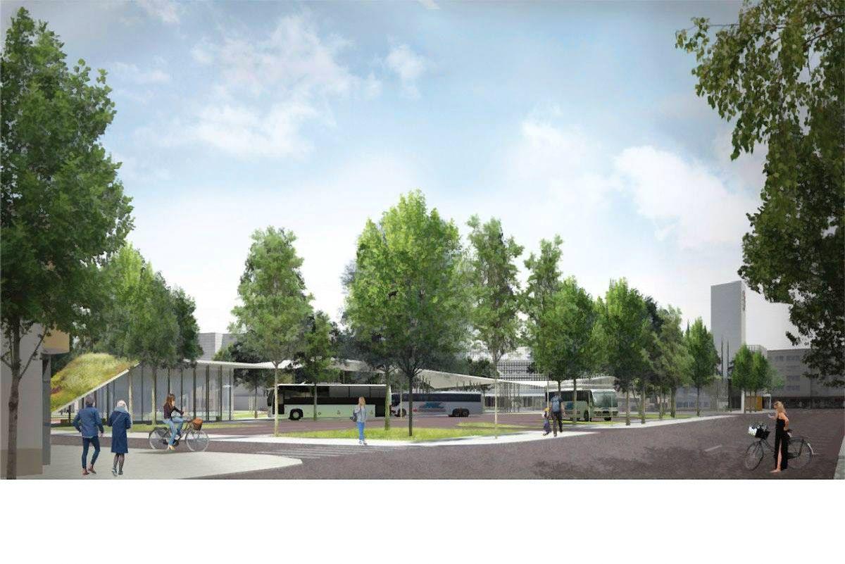 Panevėžio autobusų stočiai rekonstruoti ieškomas investuotojas