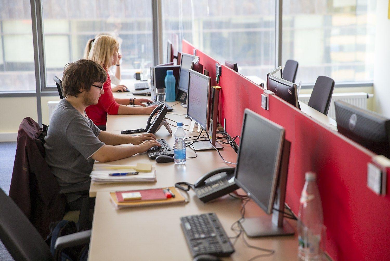 50 profesijų atlyginimų lūkesčiai Lietuvoje