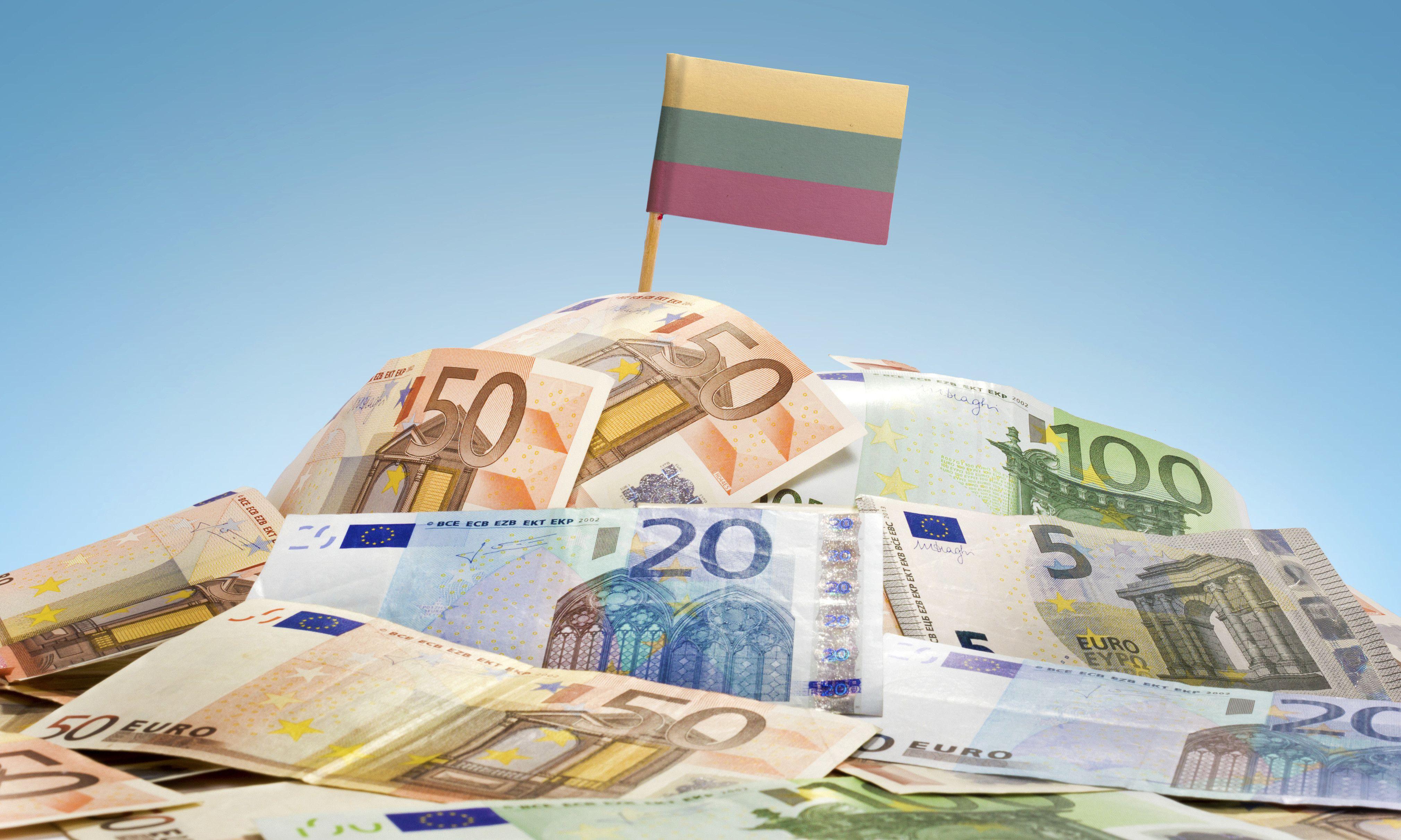Lietuvos skolinimosi planų analizė: kada, kaip, už kiek