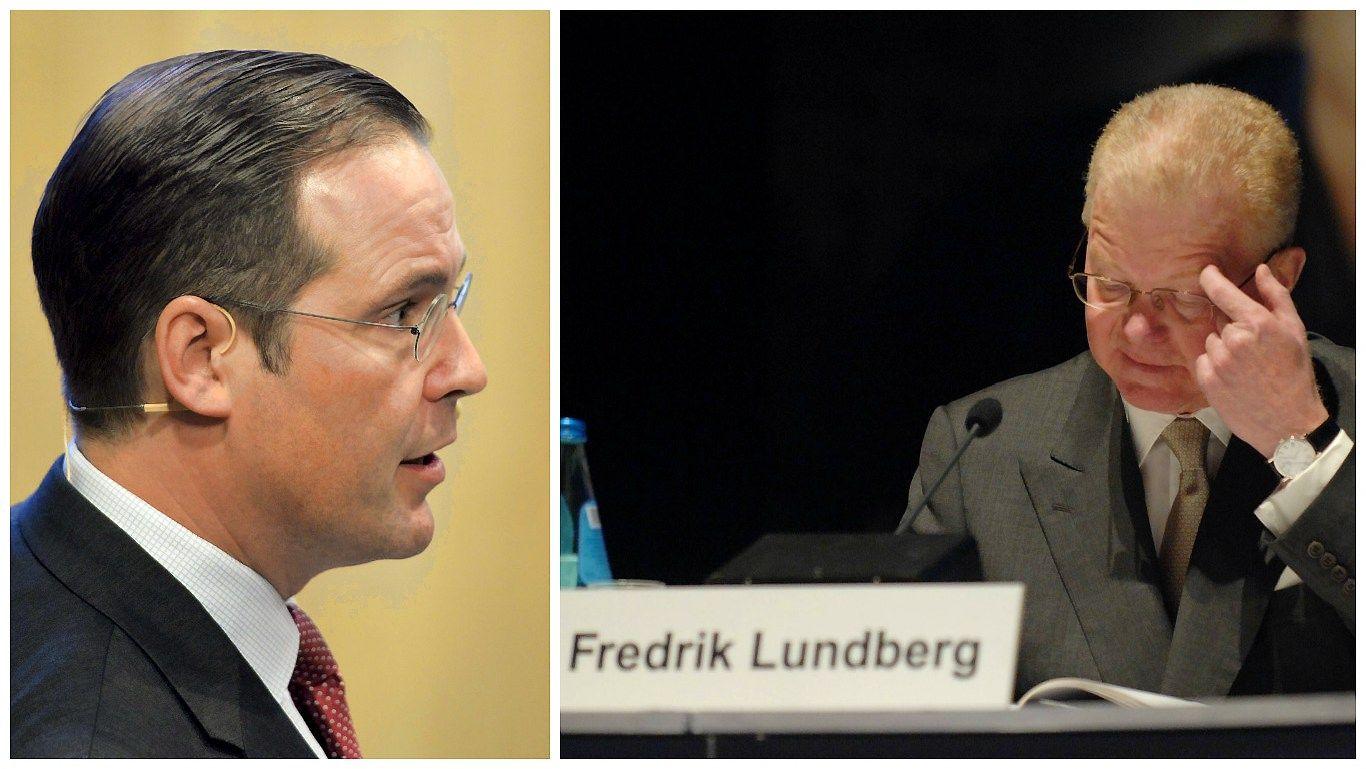 Švediją purtokorupcijos skandalas: nusitaikyta į buvusį ministrą