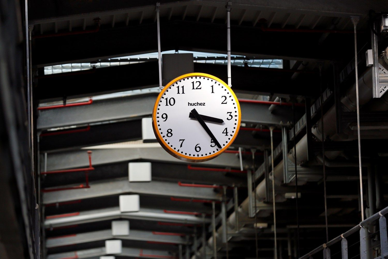 Produktyvumo triukai: darbas prasideda lygiai 9:06 val.