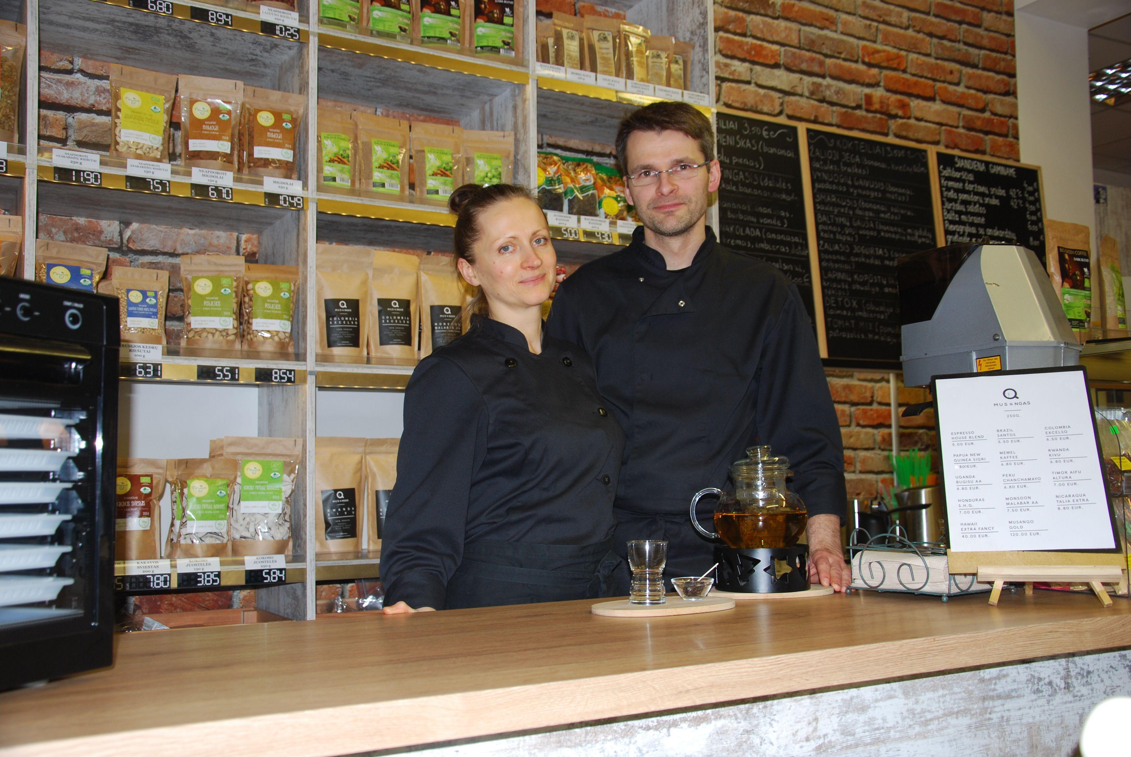"""""""Žaliosios virtuvės"""" patirtis: klientų skaičių lemia ne kaina"""