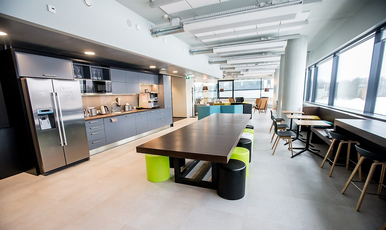 """""""Technopolis"""" pravėrė naujojo biurų pastato """"Delta"""" duris"""