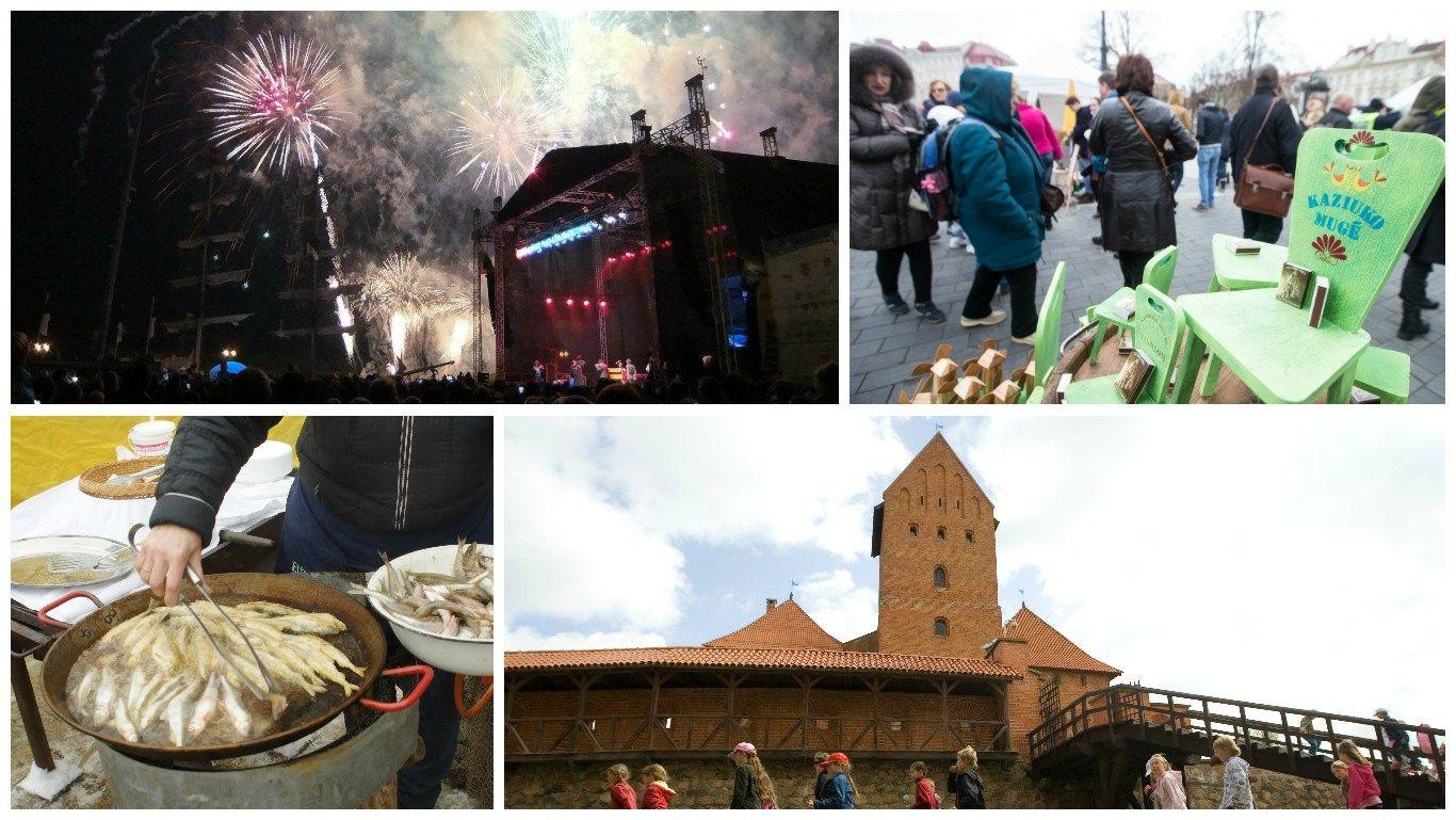 Kokiuose renginiuose šiemet verta dalyvauti Lietuvoje