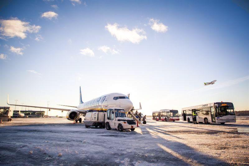 Baltijos šalių oro uostams praėję metai – rekordiniai