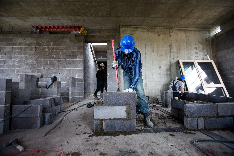 Pasikeitė nelegalių statybų įteisinimo tvarka