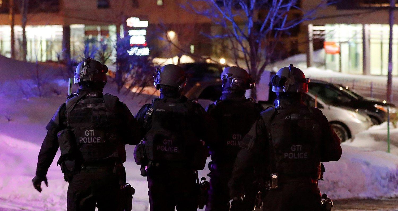 Kanados premjeras: išpuolis mečetėje – teroristinis