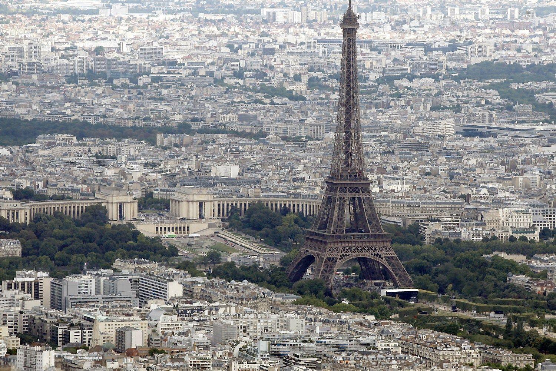 Prancūzijos ekonomikos augimas metų pabaigoje spartėjo