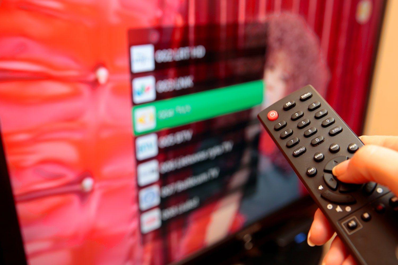 Apklausa rodo rusiškų televizijų populiarumo mažėjimą Lietuvoje