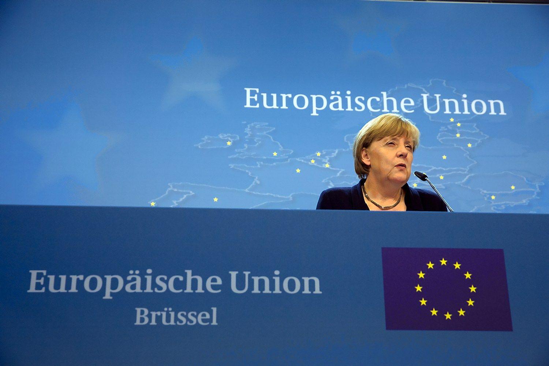 Trumpo patarėjas užsipuolė Vokietiją dėl euro