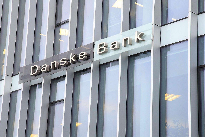 """""""Danske Bank"""" pelnas Lietuvoje krito 23%"""