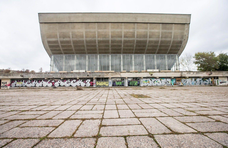 Nutraukiamas Vilniaus sporto rūmų rangos konkursas