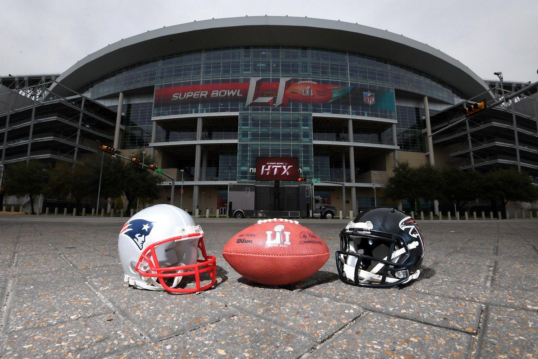 """""""Super Bowl"""" - sportas ir reklamos su politiniu prieskoniu už milijonus"""