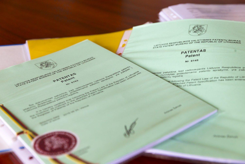 Lietuviai patentuoja vis daugiau išradimų